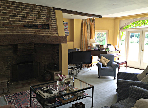 Sitting Area at Washingford House