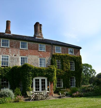 Terrace at Washingford House