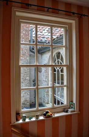 Hall Window at Washingford House