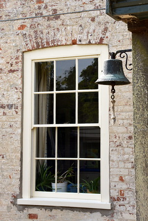 Bell & Window at Washingford House