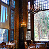 The Dining Room of the Ahwahnee Hotel Alcove Seating Area