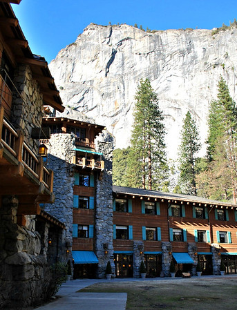 The Ahwahnee Hotel