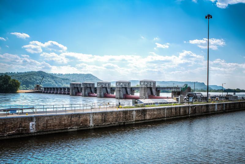 Dam and Lock #6