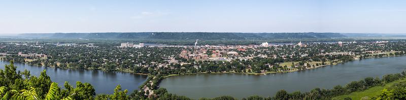 Panorama of Winona