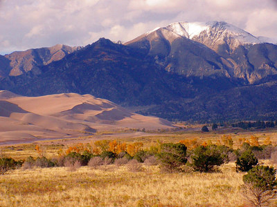 Great Sand Dune National Park Colorado