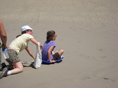 Great Sand Dunes 8/11