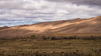 Beautiful and Undulating Sand Dunes ~ Infinitely Variable