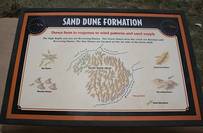 Sand Dune Formation