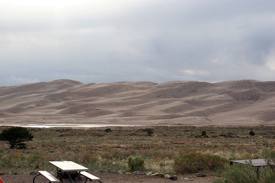 The Dunes from Camp