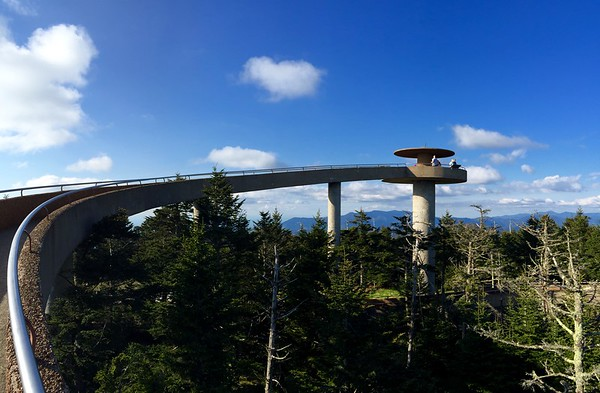 Clingman's Dome - Smoky Mountains National Park, TN