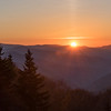 Smoky Mountain Sunrise