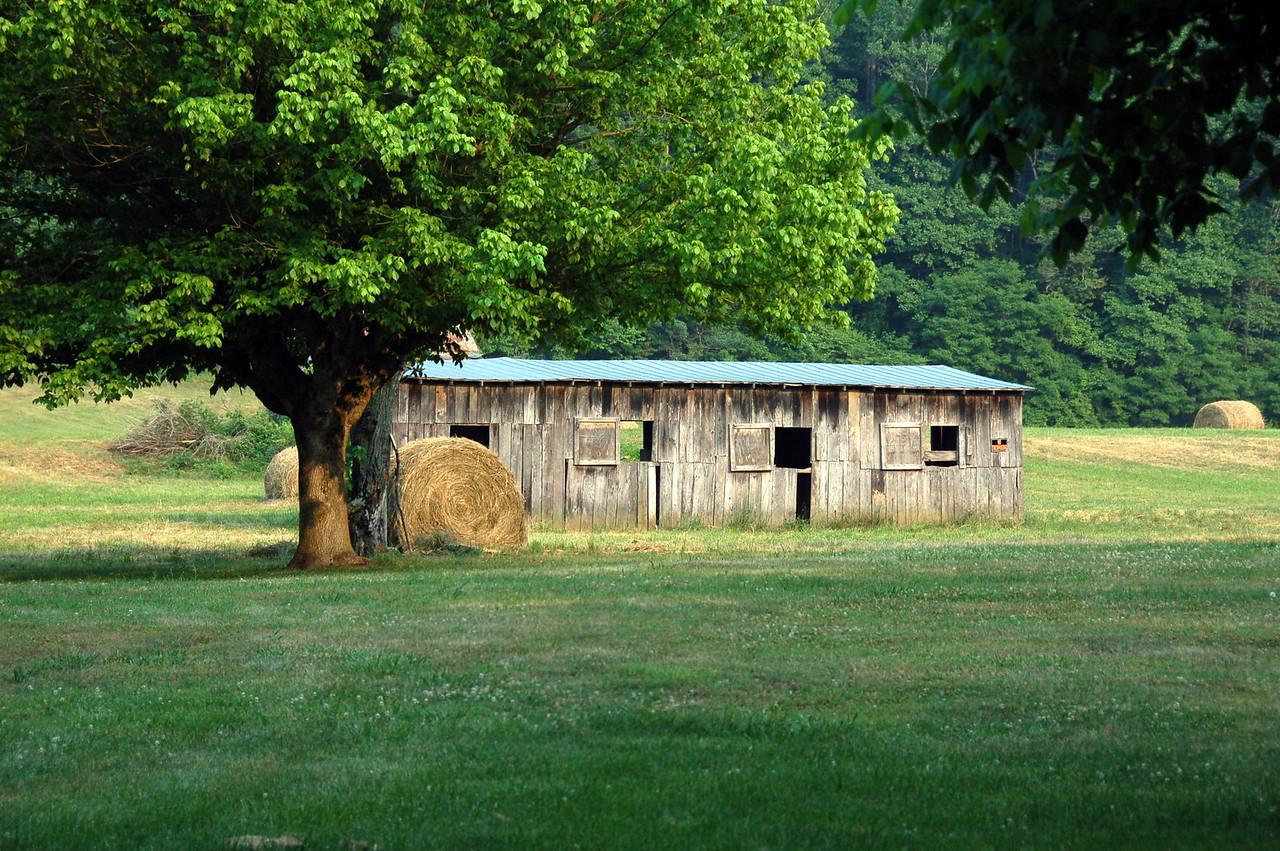Farmhouse, TN