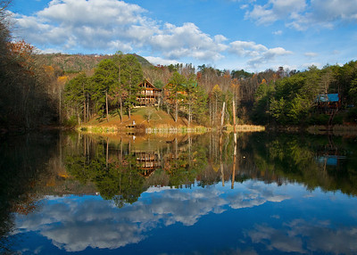 Cabin reflect