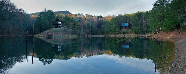 Pond lake