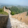 The Great Wall of China Jin Shan Ling to  Simiatai, China