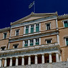 Parliament Building, Syntagma Square, Athens; 1836.