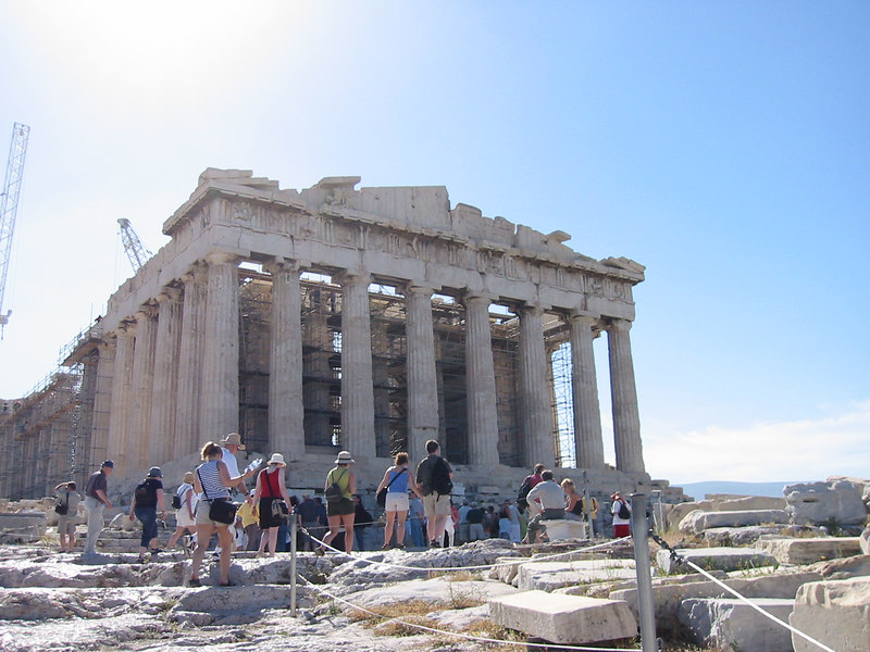 West End of the Parthenon -- IMG_0859