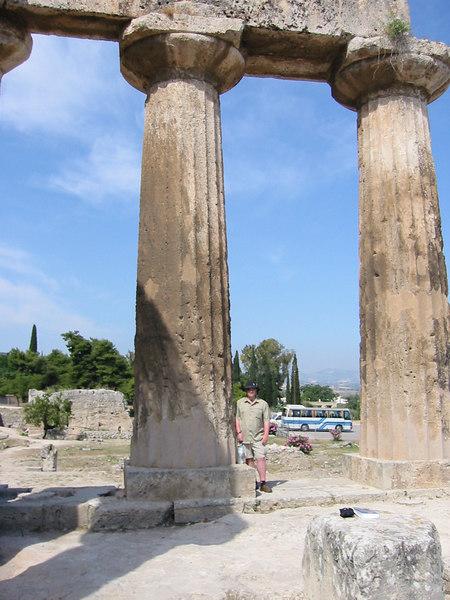 IMG_1473 -- me beside columns