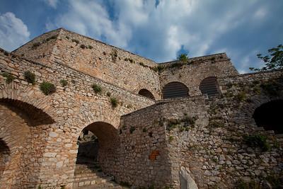 Palamidi Castle, Nafplion Greece