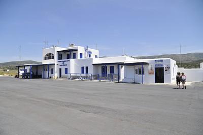 Paros airport terminal