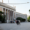 Athens - this is the impressive Archeological Museum.
