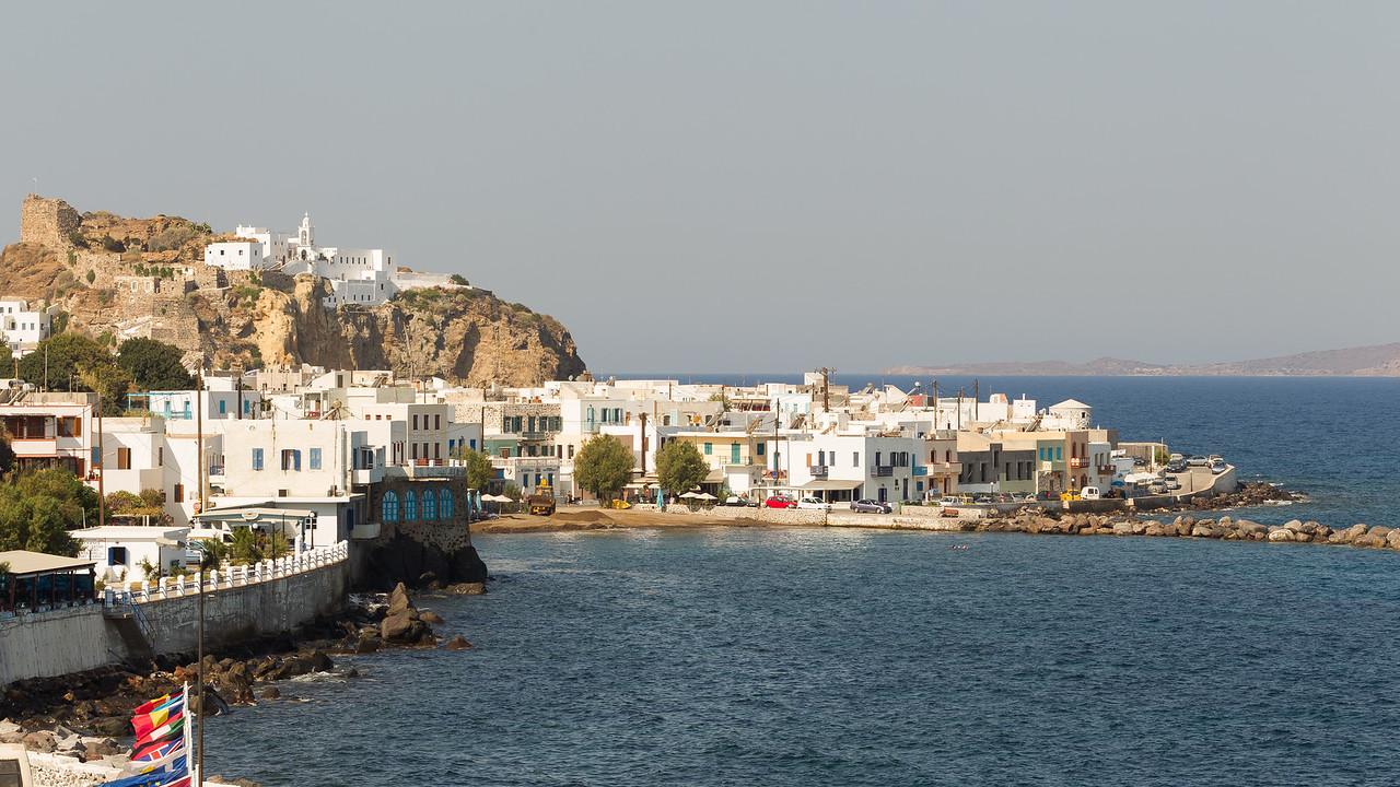 Mandraki harbor, Nisyros