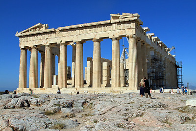 Parthenon, Acropolis, Athens.