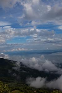 Clearing storm - Pelion peninsula.