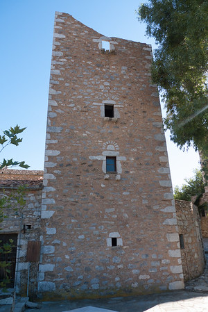 Vathia; Fortified against neighbours