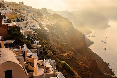 Santorini Coast