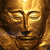 Schleimann's Mask of Agamemnon.