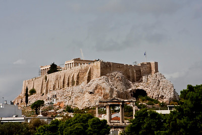 ah duh, the Acropolis.