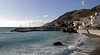 Sphakia, Crete, 28 December 2009 2.  Looking west.