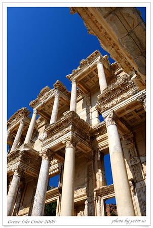 Greece Isles Cruise 2008 Kuşadası, Ephesus