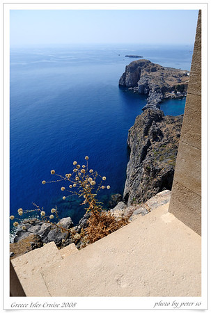 Greece Isles Cruise 2008 Rhodes