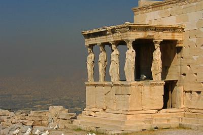 Akropolis, Ateena, 2004. Akropolis of Athens.