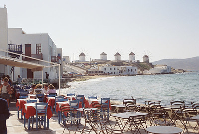 Greece- Mykonos