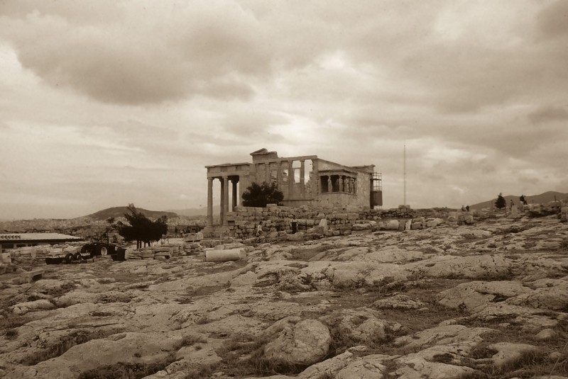 The Erechtheion (Acropolis)