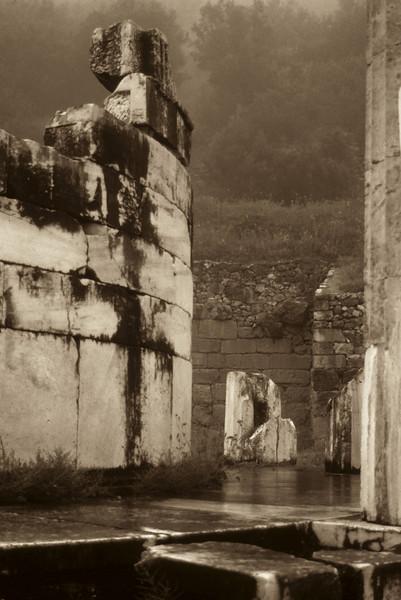 Tholos (Delphi, Greece)