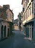 Back street in Corfu Town
