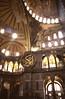 Haghia Sophia interior Istanbul
