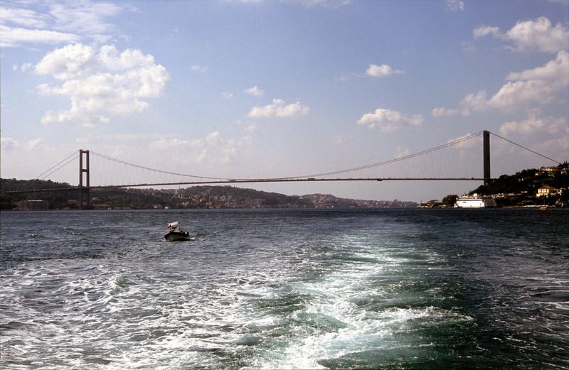 Bosphorus Bridge Istanbul