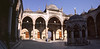 New Mosque courtyard Istanbul