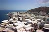 Mandraki skyline Nisyros