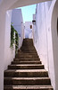Stairway Lindos Rhodes