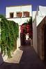 Alley in Lindos Rhodes
