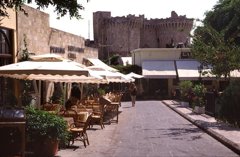 Rhodes City Old Town