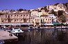 Gialos Harbour Symi Greece