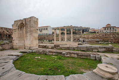 Greece_1499_Athens_Roman Agora