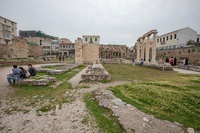Greece_1486_Athens_Roman Agora